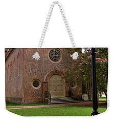 Wren Chapel At William And Mary Weekender Tote Bag
