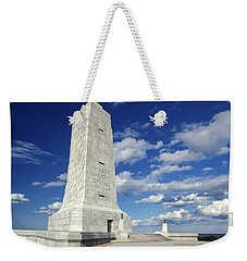 Wright Brothers Memorial D Weekender Tote Bag