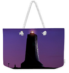 Weekender Tote Bag featuring the photograph Wright Brothers Memorial by Greg Reed