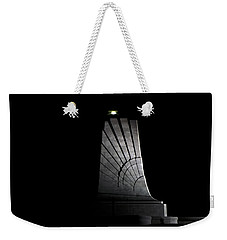 Weekender Tote Bag featuring the photograph Wright Brothers Memorial II by Greg Reed