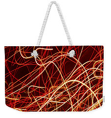 Write Light S Weekender Tote Bag