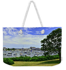 Wychmere Harbor Weekender Tote Bag by Allen Beatty