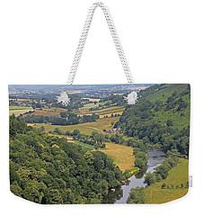 Wye Valley Weekender Tote Bag