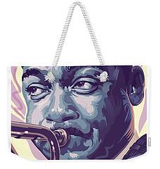 Wynton Marsalis Portrait 2 Weekender Tote Bag