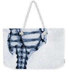 X Ray Of A Seahorse Weekender Tote Bag