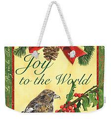 Xmas Around The World 2 Weekender Tote Bag by Debbie DeWitt