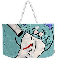 Xrayed Tooth Weekender Tote Bag