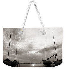 Cirrus Effect Weekender Tote Bag