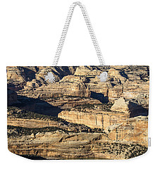 Yampa River Canyon In Dinosaur National Monument Weekender Tote Bag