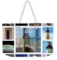 Yaquina Head Lighthouse Essence  Weekender Tote Bag
