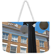 Ybor City 2010 5 Weekender Tote Bag by David Beebe