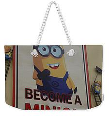 Year Of The Minions Weekender Tote Bag