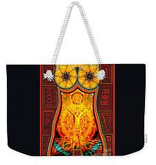 Yearning-spirit Rising Weekender Tote Bag