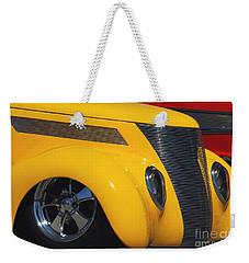 Yellow '37 Weekender Tote Bag