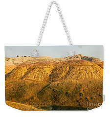 Yellow Mounds Overlook Badlands National Park Weekender Tote Bag