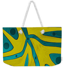 Yellow People Weekender Tote Bag