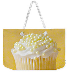 Yellow Sprinkles Weekender Tote Bag