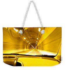 Yellow Tubes Weekender Tote Bag