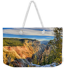 Yellowstone Grand Canyon East View Weekender Tote Bag