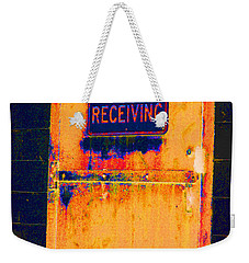 Weekender Tote Bag featuring the photograph Yesterday's Bread by Christiane Hellner-OBrien