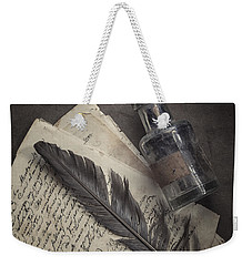 Yesteryear Weekender Tote Bag