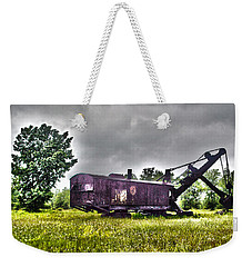 Yesteryear - Hdr Look Weekender Tote Bag