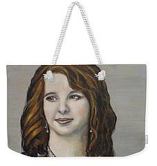 Yesteryear Weekender Tote Bag by Jeanne Fischer