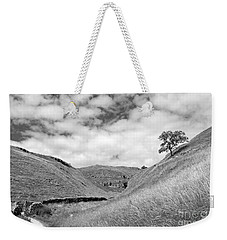 Lone Tree In The Yorkshire Dales Weekender Tote Bag