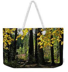Weekender Tote Bag featuring the photograph Yosemite Fen Way by John Haldane