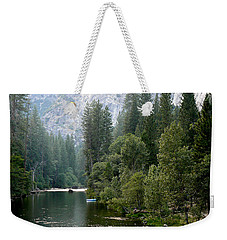 Weekender Tote Bag featuring the photograph Yosemite National Park by Laurel Powell