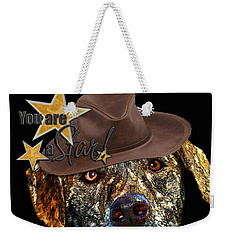 You Are A Star Weekender Tote Bag
