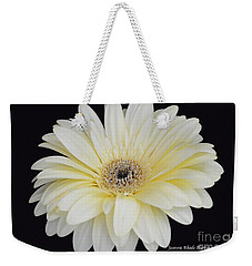 Weekender Tote Bag featuring the photograph You Are Loved by Jeannie Rhode