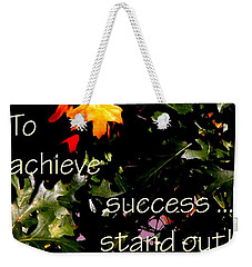 You Are Outstanding 21079 Weekender Tote Bag