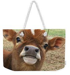 You Looking At Me Weekender Tote Bag