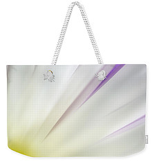 You Smiled...  And The Sun Came Out Weekender Tote Bag
