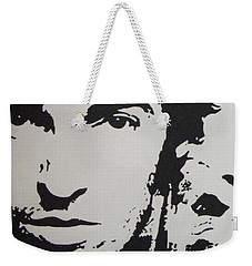 Young Boss Weekender Tote Bag by ID Goodall