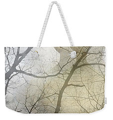 Young Girl In The Mist Weekender Tote Bag by Suzanne Powers