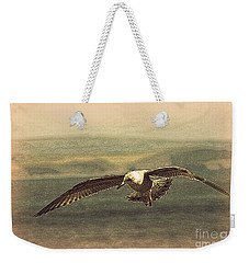 Young Gull Weekender Tote Bag by Linsey Williams