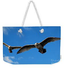 Young Wings Weekender Tote Bag