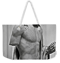 Youthful Dionysus Weekender Tote Bag