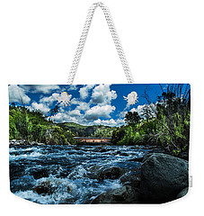 Yuba River State Park Weekender Tote Bag