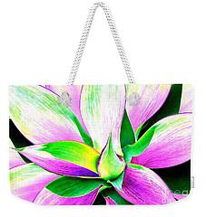 Yucca Abstract Weekender Tote Bag
