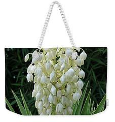 Yucca Blossoms Weekender Tote Bag