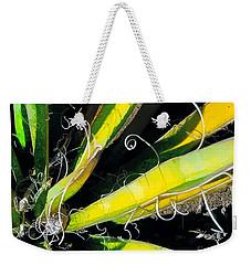 Yucca Spirals Weekender Tote Bag