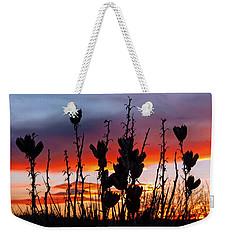 Yucca Sunset Weekender Tote Bag