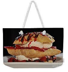 Yum Weekender Tote Bag by Debby Pueschel