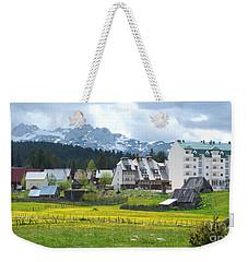 Zabljak - Montenegro Weekender Tote Bag