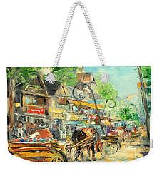 Zakopane - Poland Weekender Tote Bag
