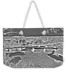 Zanesville Ohio Ybridge Weekender Tote Bag