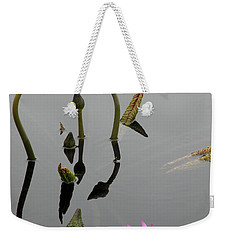 Zen Lilies Weekender Tote Bag